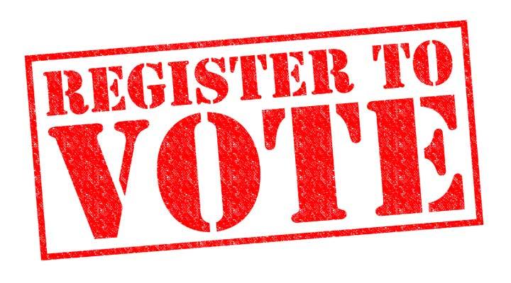 register vote