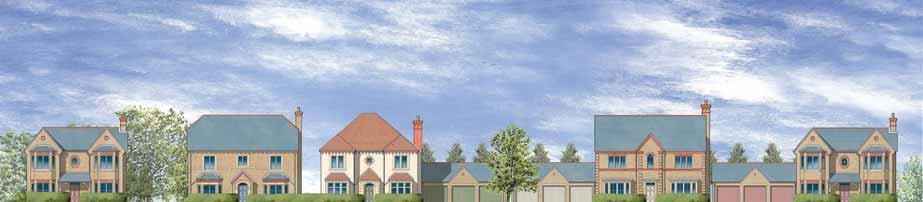 Houses on Pig Farm